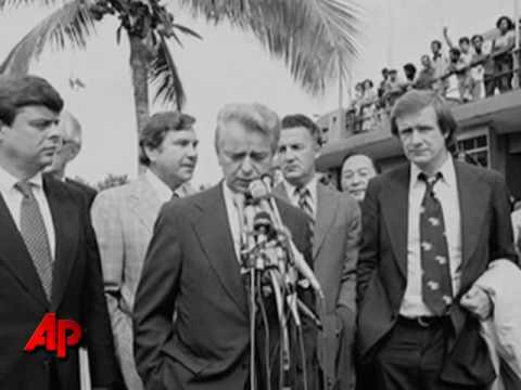 Senator Robert Byrd Dies
