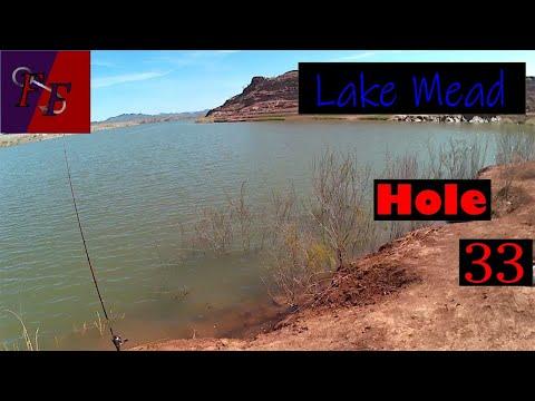 Fishing Hole 33 At Lake Mead
