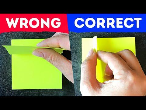 things-99%-of-us-keep-using-wrong