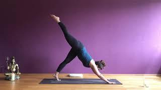 Vinyasa Yoga für Stärke und Offenheit - 35'