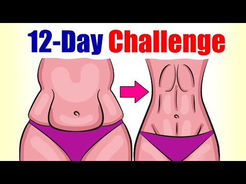 Drink this Early in the Morning And Say Goodbye to Belly Fat! 12-Days Challenge to Slim Down the Be