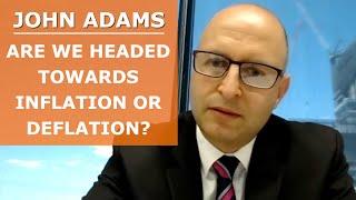 John Adams: is Australia headed towards inflation, deflation or stagflation?