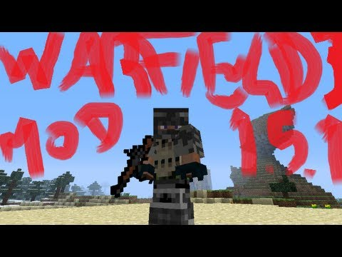мод warfield 3 для майнкрафт 1.7.2 #5