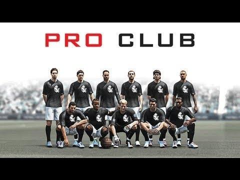 برو كلوب فيفا١٥ - Pro Club FIFA15