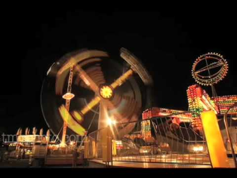 Colorado state fair carnival rides
