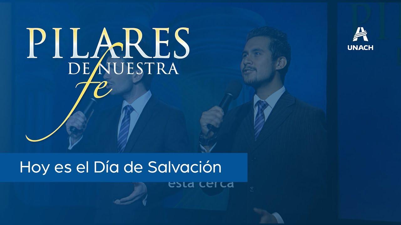 Hoy es el día de salvación - Coro de Cámara UNACH (Álbum: Pilares de nuestra fe)