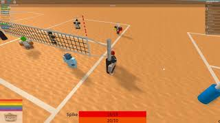 Roblox | Volleyball 4.0 | Game (Full Video)