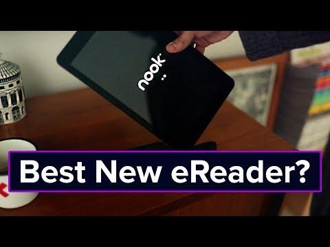 B&N New Nook: Best eReader? Kindle vs Nook [2019]
