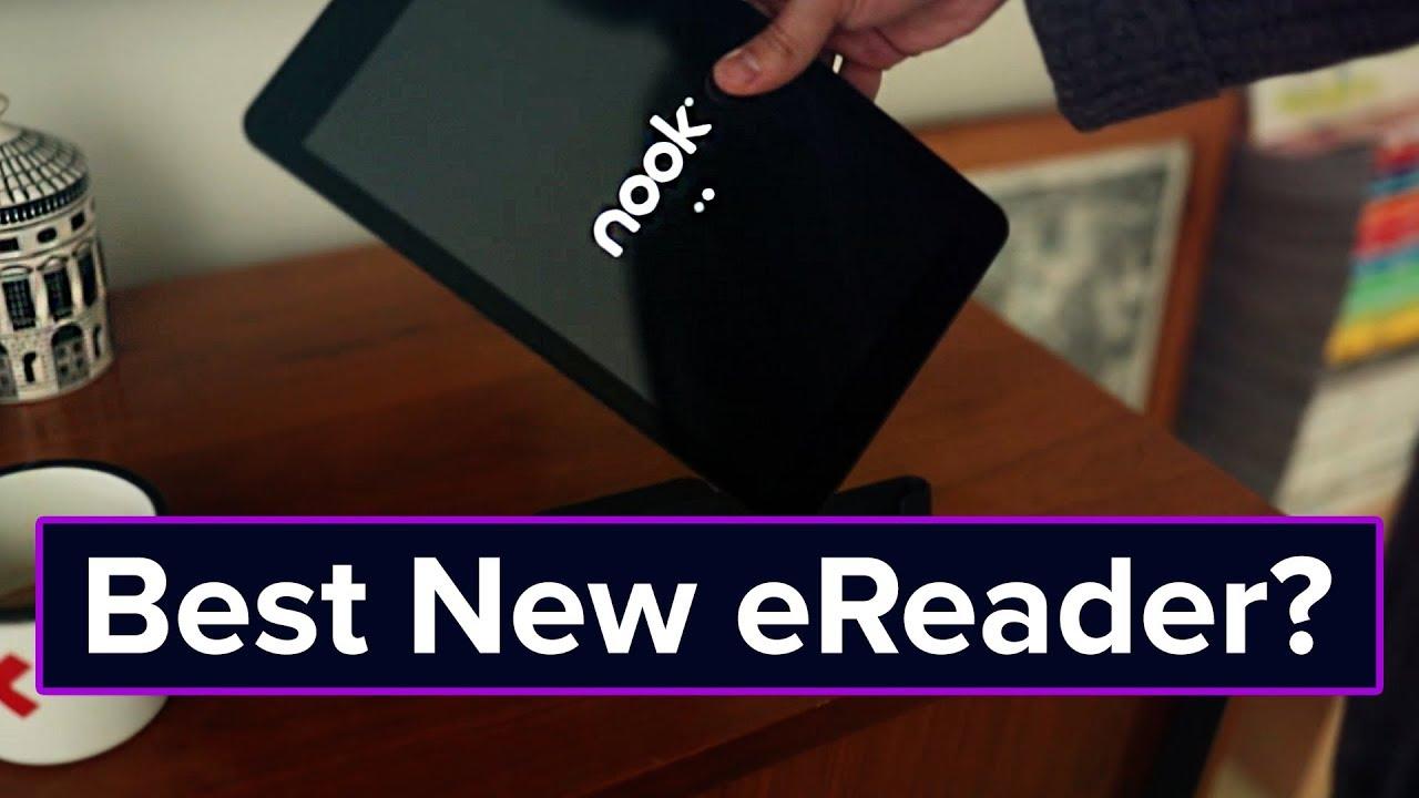 Nook E Reader Vs Kindle: B&N New Nook: Best EReader? Kindle Vs Nook [2019]