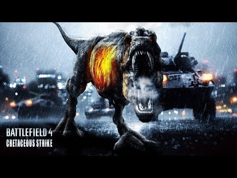 BattleContagionfild / Battlefield 4 med the miniprogaming
