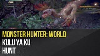 Monster Hunter: World - Kulu Ya Ku Hunt