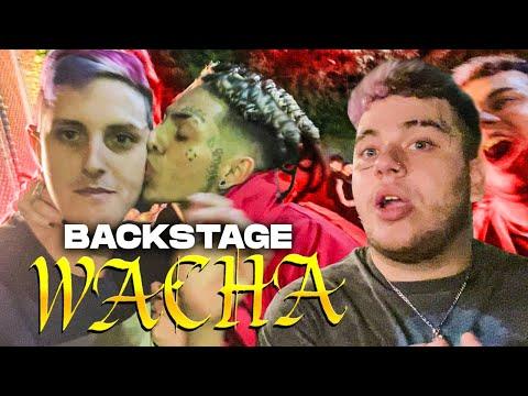 DETRAS DE ESCENAS │KHEA x DUKI - WACHA (Official Backstage) - ElcanaldeJoaco