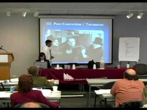 Colorado Bar Association Criminal Law Update 2008