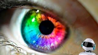 видео Что цвет глаз может рассказать о вашей душе?