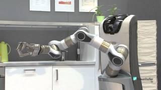 Care-O-bot 3: Mobile Manipulation