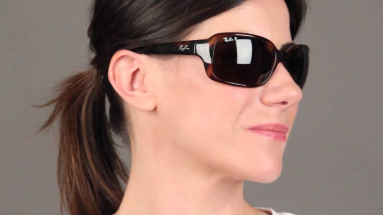 bce3275910 Ray Ban RB4068 Highstreet Polarized 642 57 Sunglasses Review - YouTube