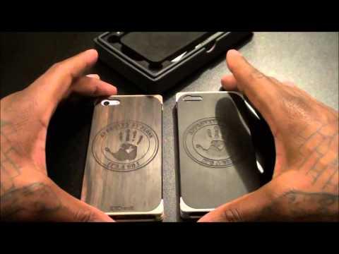 Exclusive Premium iPhone 5 / 5S Case from Exovault