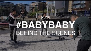 #BABYBABY - MONSTAR (ST.319) | Hieu-ck Ray Dance Choreography | BEHIND THE SCENES