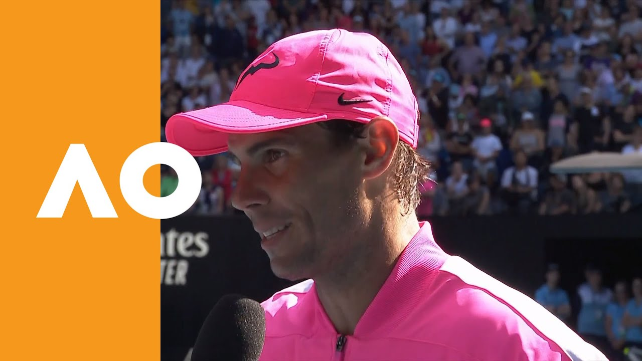 Rafa Continues To Support Australian Bushfire Relief After First Round 1r Australian Open 2020