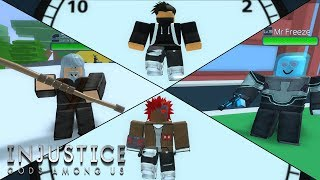 Becoming The Greatest Hero! | Injustice OA in Roblox | NEW GAME | iBeMaine