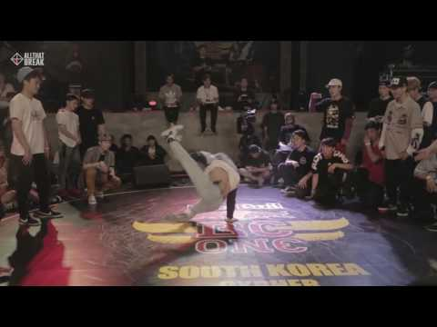 Best of Dropouts / Qualifying Round / Red Bull BC One South Korea Cypher 2016 / Allthatbreak