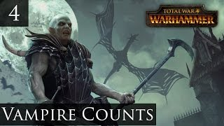 Total War Warhammer Vampire Counts Campaign Part 4
