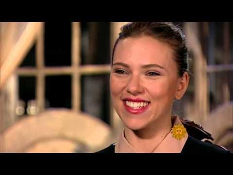 Q&A with Scarlett Johansson
