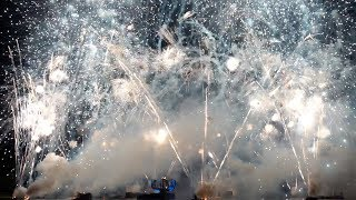 IllumiNations: Reflections of Earth with Holiday Ending at Epcot 2018