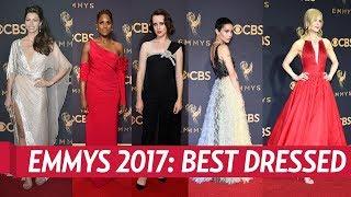 Emmys 2017: Best Dressed