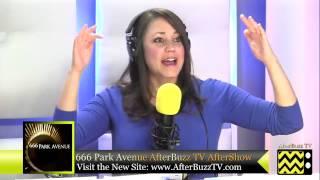 "666 Park Avenue After Show Season 1 Episode 6 ""Diabolic"" | AfterBuzz TV"