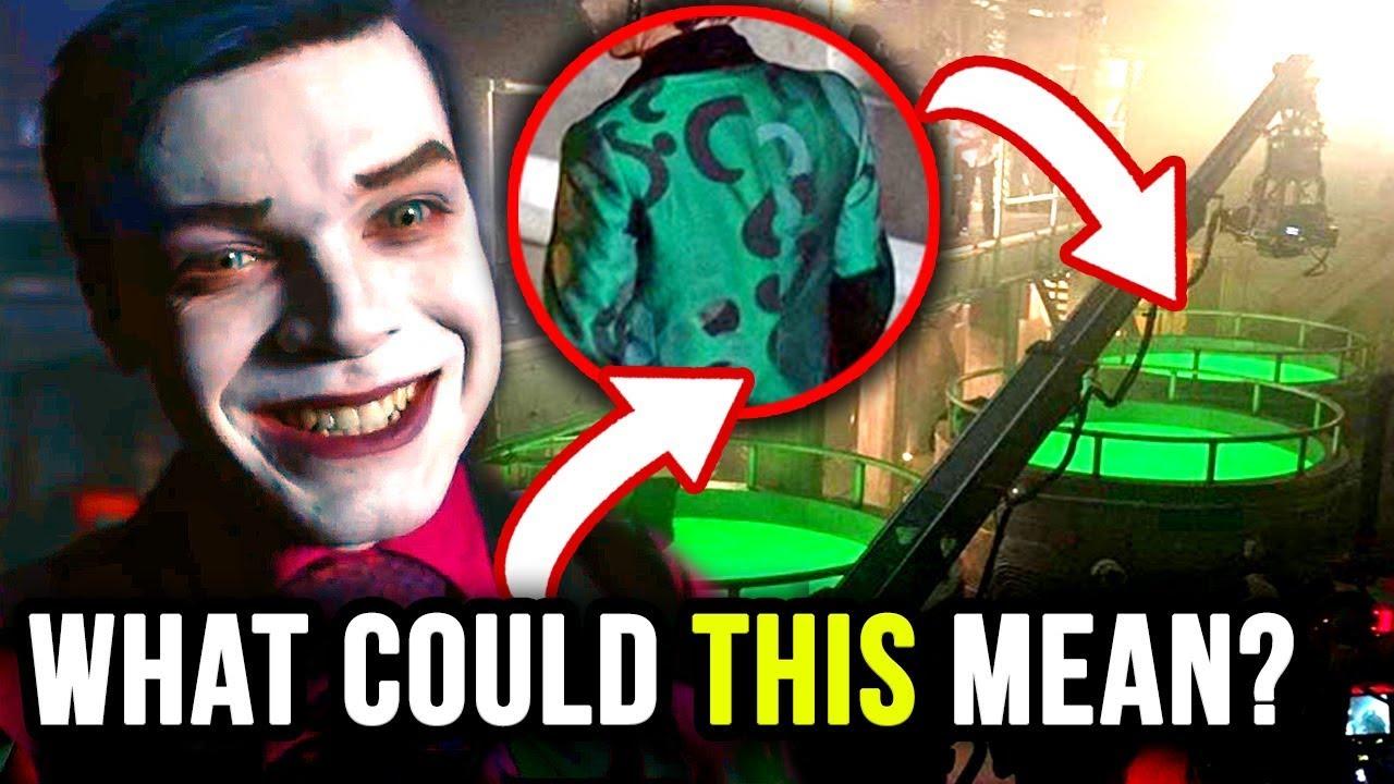 Gotham Still Cant Use The Joker More Season 5 Updates