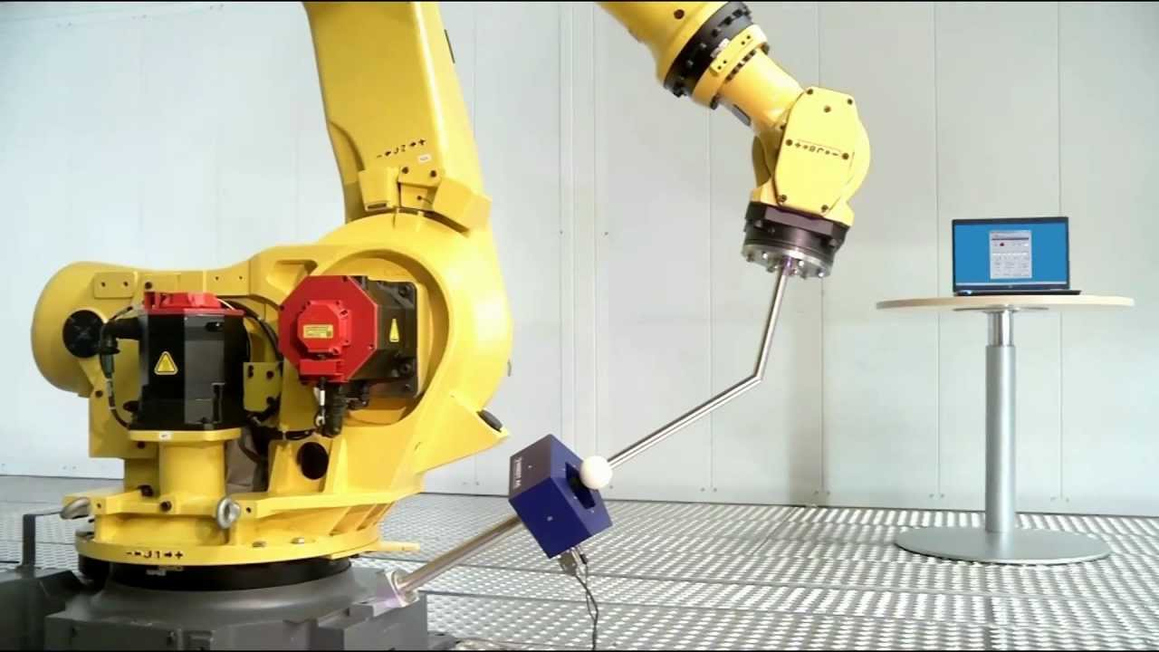 Wiest AG - Mastering of Fanuc robots