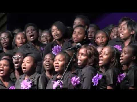 KISHA NIKAONA - East African Homecoming Choir - Homecoming Edition 1
