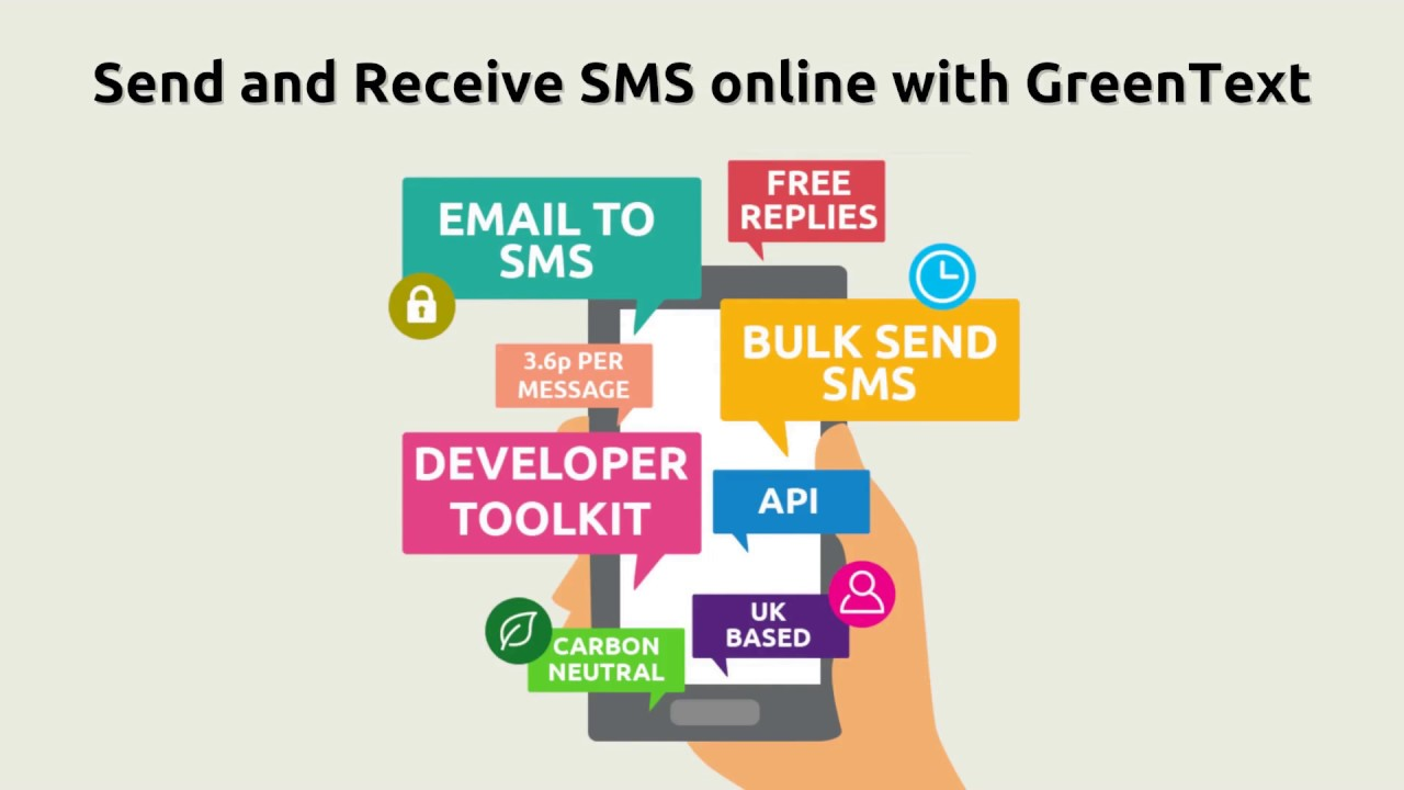 Send and Receive SMS Online - gntext com