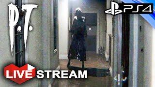 P.T. (Silent Hills) Full Gameplay Playthrough & Secret Ending - Scariest Game EVER! - Howl-o-Stream