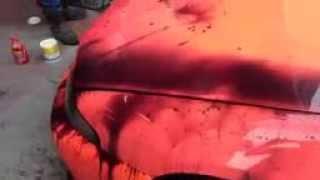 ▶ heat sensative nissan skyline r33 www autokandy com   YouTube 2