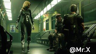 Resident Evil 3 Remake Jill as Black Cat