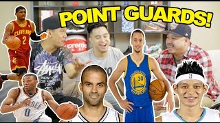 Hypetalk: who's the best point guard in the nba?!
