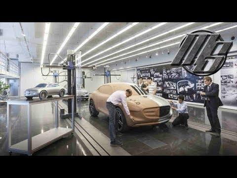 2018 Mercedes Hydrogen Engine Factory -  what car - Motorshow