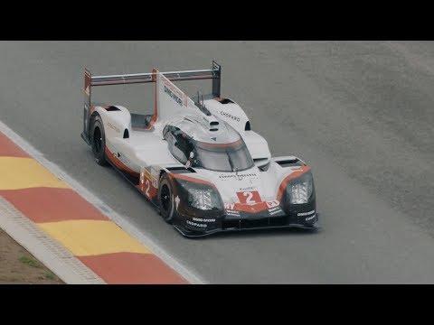 Porsche Motorsport - The next chapter