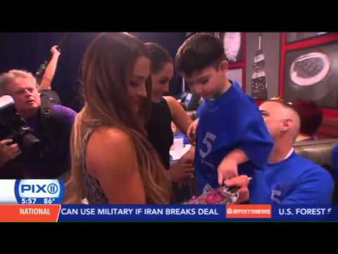 WWE Superstar John Cena grants historic 500th wish for Make-A-Wish Foundation