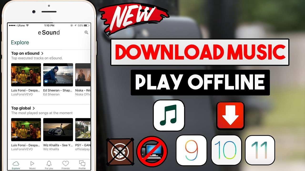 New How To Download Music (FOREVER) Free Directly On (iPhone/iPod
