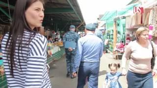 Центральный рынок Владикавказа дважды «взорвали»