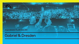 Anjunabeats Worldwide 650 with Gabriel & Dresden