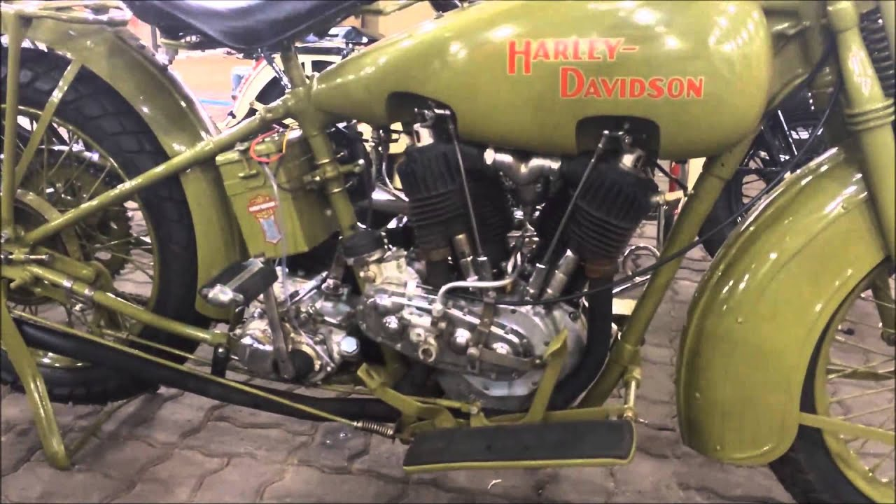 Harley Davidson 1925 1000 Cc Youtube Jd Pictures