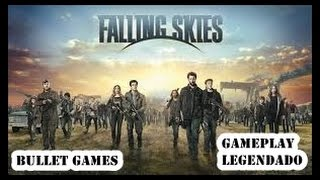 Falling Skies The Game Introdução ao Game Legendado PT-BR  #1