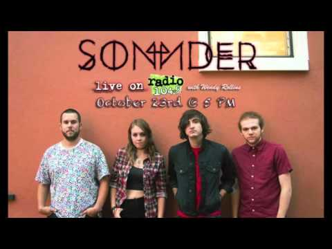 Sonnder - The Wolf (Mumford & Sons Cover) Live on Radio 104.5
