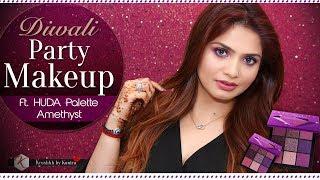 Diwali Makeup Tutorial | 2018 Indian Makeup Tutorial | Festival Looks | Step By Sep Makeup Tutorials