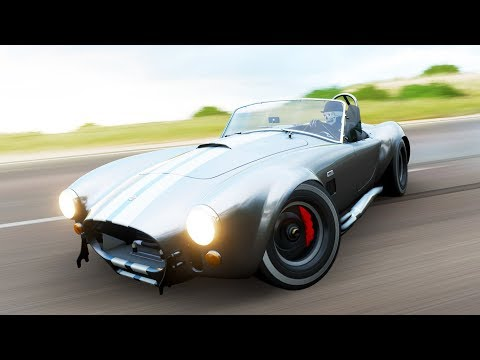 TOP 500 WITH MY NEW COBRA DRIFT CAR | Forza Horizon 4 thumbnail