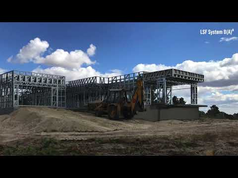 LSF SYSTEM B(A)ª | Valpaços . Vila Real - Habitação Unifamiliar